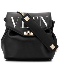Valentino - Garavani Vltn Backpack - Lyst