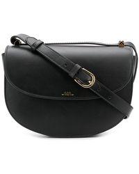 A.P.C. - Geneve Shoulder Bag - Lyst