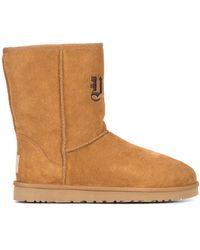 Jeremy Scott - Ugg Life Short Boots - Lyst