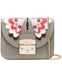 Furla - Mini Metropolis Papillon Bag - Lyst