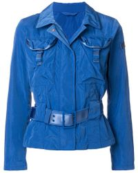 Peuterey - Belted Utilitary Jacket - Lyst