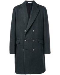 Boglioli - Double breasted coat - Lyst