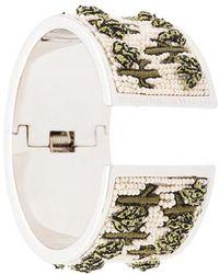 Mignonne Gavigan - Embellished Band Bracelet - Lyst