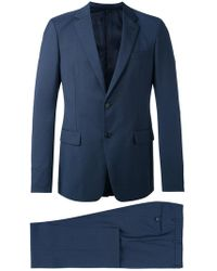 Prada - Slim Fit Suit - Lyst