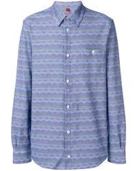 Missoni - Zig-zag Print Shirt - Lyst