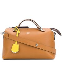Fendi - By The Way Boston Bag - Lyst