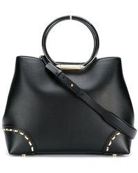 Michael Kors - Stud Embellished Tote Bag - Lyst