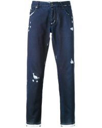 Dolce & Gabbana - Classic Jeans - Lyst