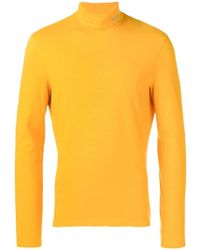 CALVIN KLEIN 205W39NYC - Turtle Neck Jumper - Lyst