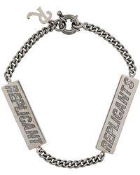 Raf Simons - Chain Bracelet - Lyst