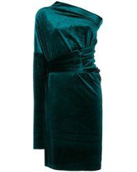 Norma Kamali - Asymmetric Dress - Lyst