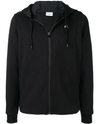 Le Coq Sportif - Loose Fitted Hoodie - Lyst