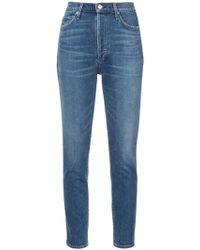Citizens of Humanity - Olivia High Rise Jeans - Lyst