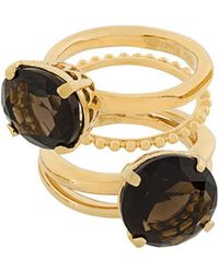 Wouters & Hendrix - 'my Favourite' Ring Stacking Set - Lyst