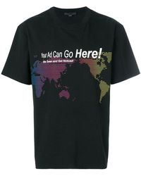 Alexander Wang - Your Ad Can Go Here T-shirt - Lyst