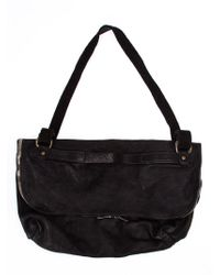 Guidi - Flap Shoulder Bag - Lyst