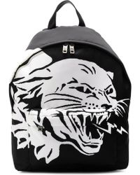Givenchy - Lion Print Backpack - Lyst