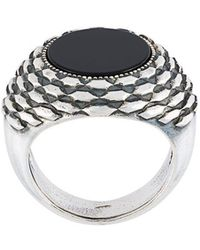 Emanuele Bicocchi - Round Stone Ring - Lyst