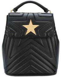Stella McCartney - Stella Star Backpack - Lyst