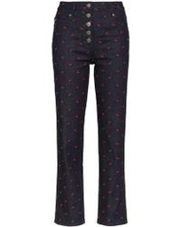 Miaou - Pantalones Junior de algodón - Lyst