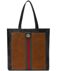 Gucci - Borsa tote 'Ophidia large' - Lyst