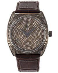 Christian Koban - 'dom' Diamond Watch - Lyst
