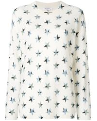 Equipment - Star Patch Jumper - Lyst