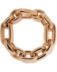 Pomellato Bracciale in oro rosa 18kt Iconica - Metallizzato