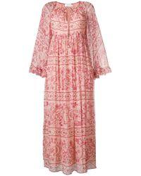 Zimmermann - Filigree Print Dress - Lyst