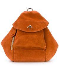 MANU Atelier - Mini Backpack - Lyst