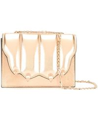 Marco De Vincenzo - Quilted Paw Flap Crossbody Bag - Lyst
