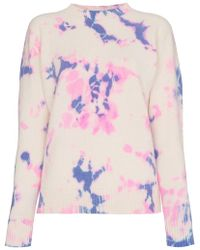 The Elder Statesman - Tie Dye Sweatshirt - Lyst