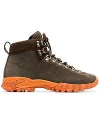 Diemme - Khaki Maser Hiker Suede Walking Boots - Lyst