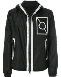 Moncler - Reflective Strip Detail Jacket - Lyst