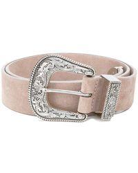 B-Low The Belt | Engraved Buckle Belt | Lyst