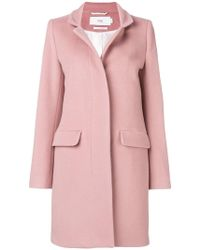 Closed - Classic Tailored Coat - Lyst