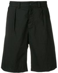 Hope Wide Leg Shorts - Black
