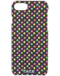 Fefe - Pac-man Print Iphone 6 Case - Lyst
