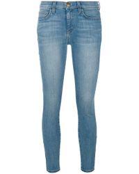 Current/Elliott - Skinny Jeans - Lyst