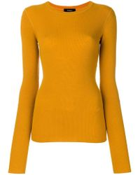 Theory - Long-sleeved Top - Lyst
