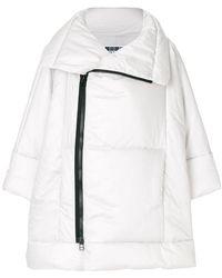 132 5. Issey Miyake - Oversized Padded Jacket - Lyst