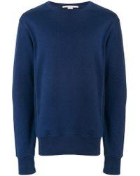 Stella McCartney - Printed Back Sweatshirt - Lyst