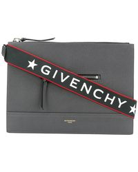 Givenchy - Streamlined Messenger Bag - Lyst