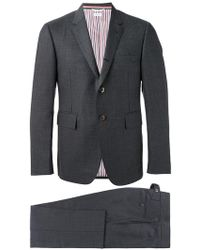 Thom Browne - Completo due pezzi - Lyst