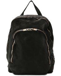 Guidi - Soft Full Grain Backpack - Lyst