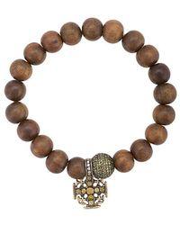 Loree Rodkin - Maltese Cross Charm Bracelet - Lyst