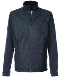 Aztech Mountain - Quilted Zipped Jacket - Lyst