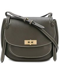 Bally - Leather Cross Body Bag - Lyst