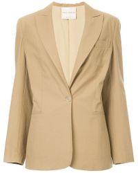 Erika Cavallini Semi Couture | Longline Blazer | Lyst
