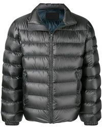 Prada - Down Feather Padded Jacket - Lyst